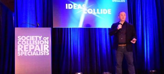 NCR Mario Dimovski Ideas Collide