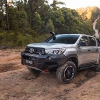 NCR 2019 Toyota HiLux Rugged X