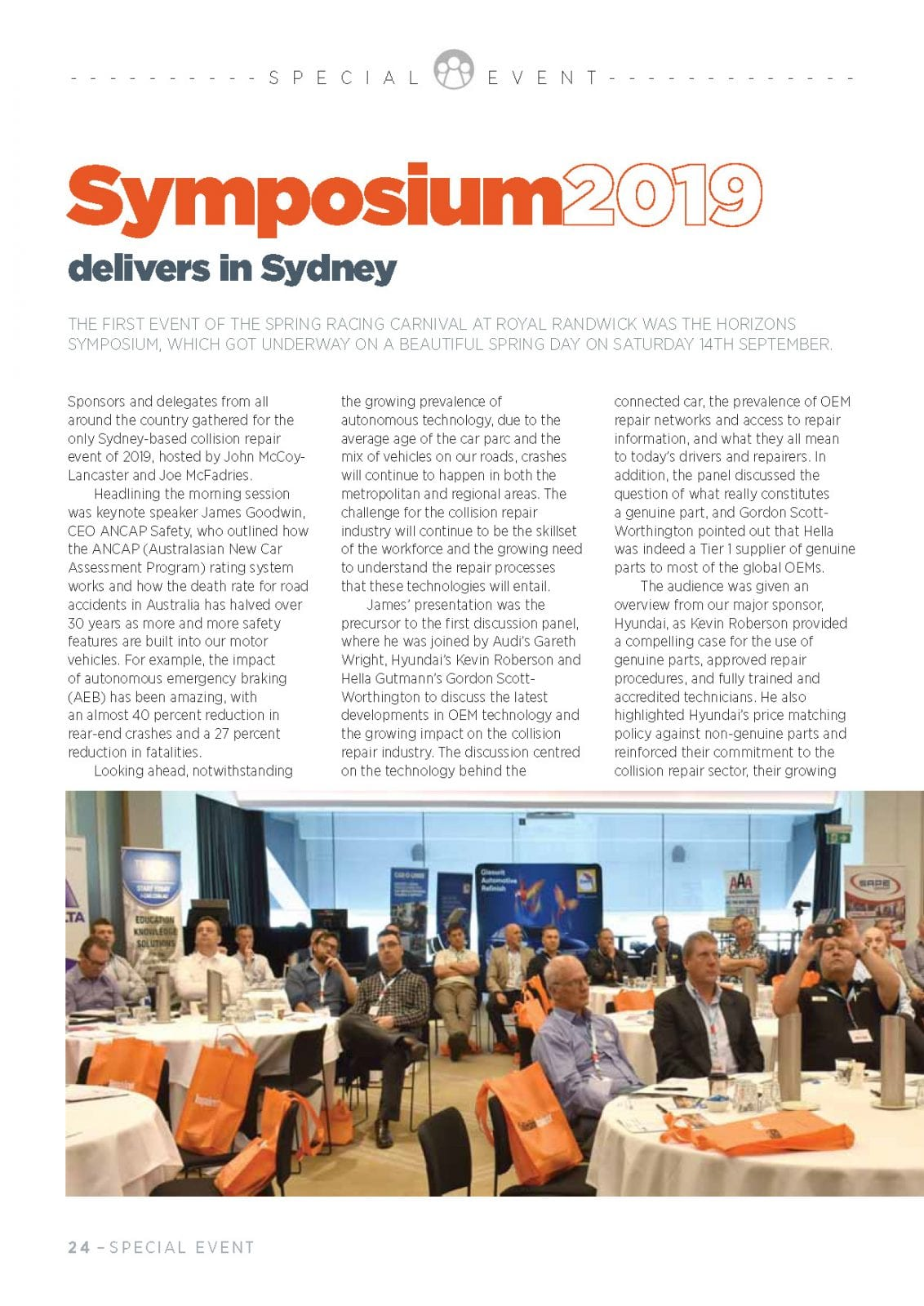 NCR Symposium2019