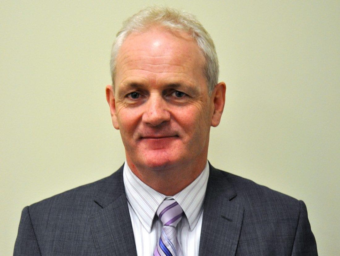 NCR VACCs Geoff Gwilym