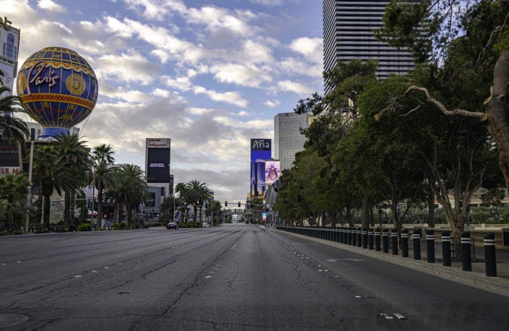 NCR Las Vegas during COVID-19