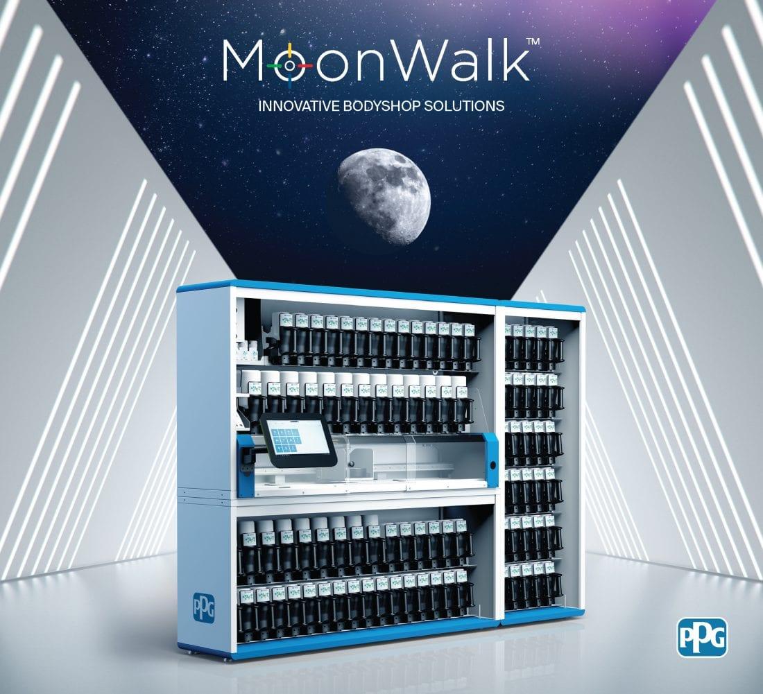 NCR PPG MoonWalk
