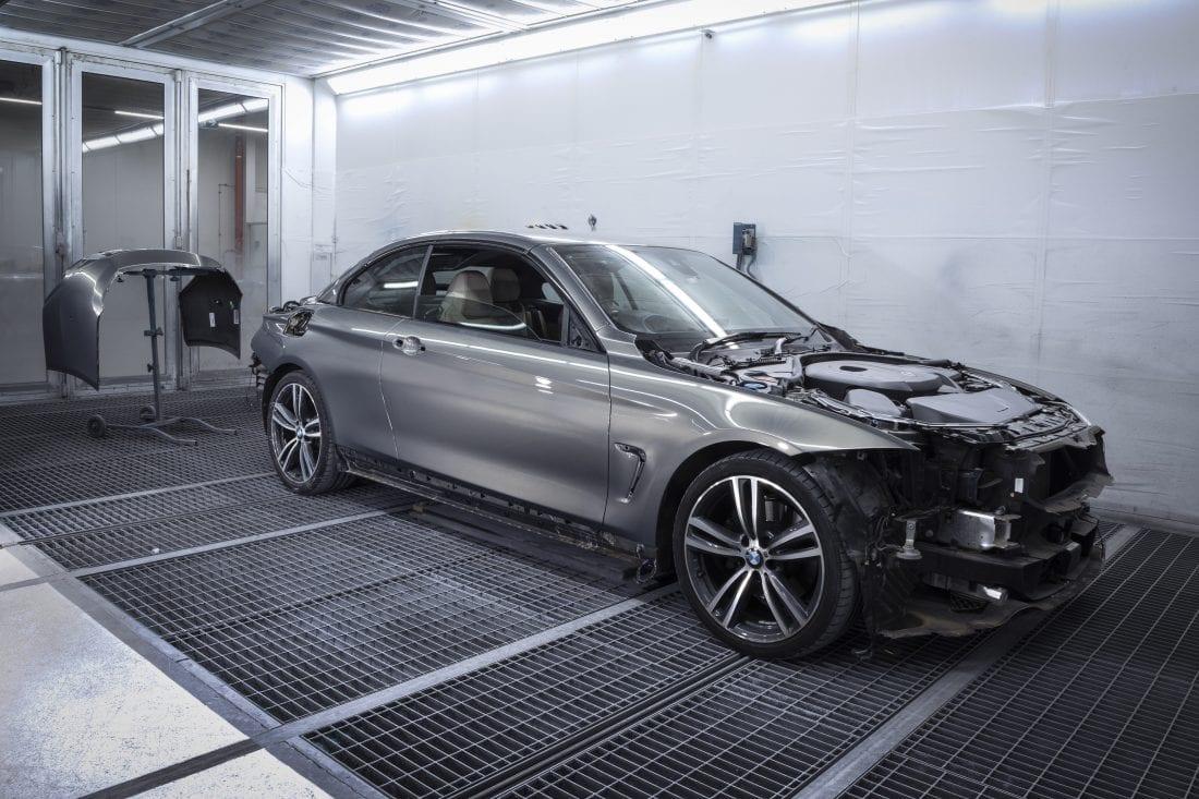 NCR BMW
