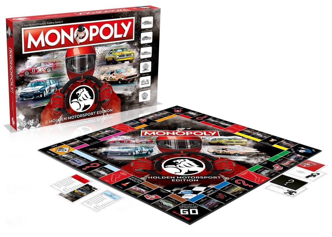 Holden Monopoly