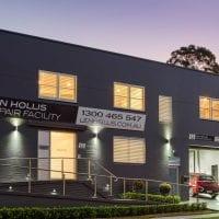 NCR Len Hollis Repair facility