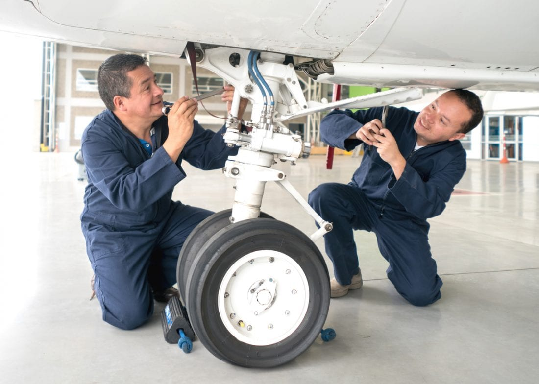 NCR Aircraft OEM