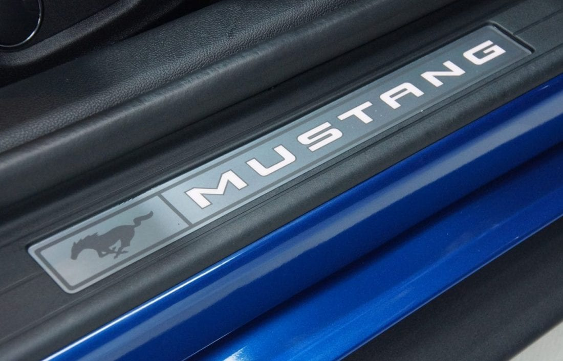 NCR Ford Mustang