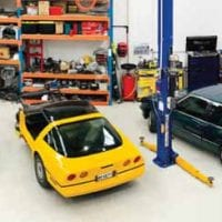 Andrews Automotive Restorations