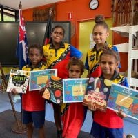 NCR BASF Australia and DeadlyScience inspire a new generation of Indigenous scientists