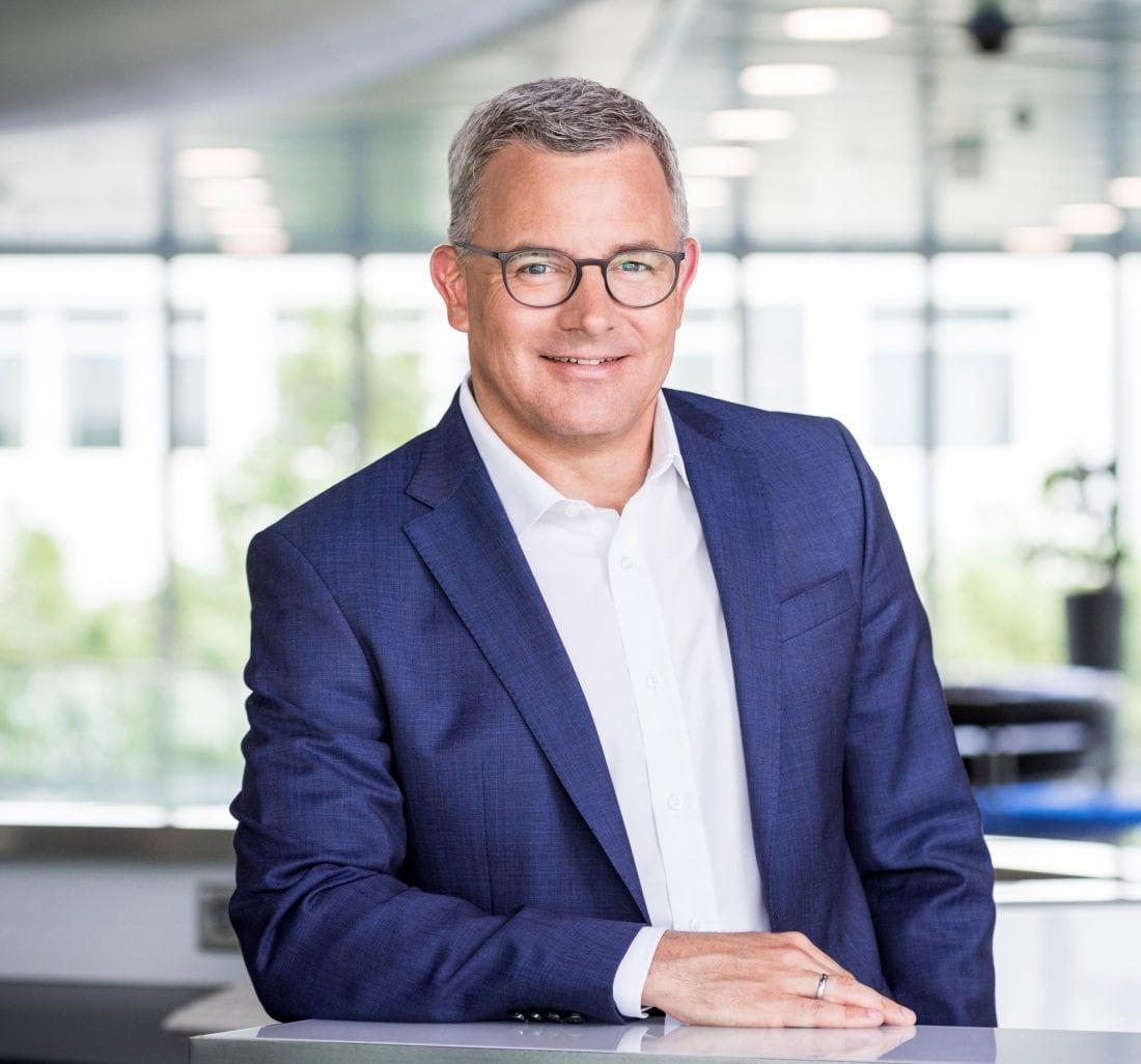 NCR BMW CEO