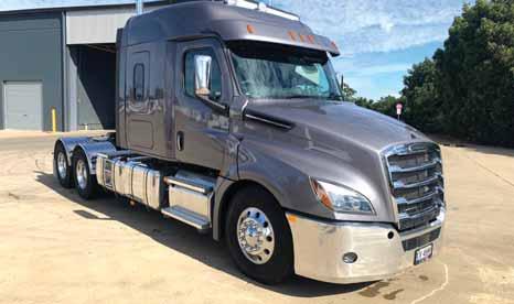 Freightliner Prime Mover