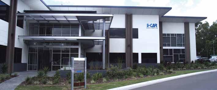 I-CAR Australia HQ