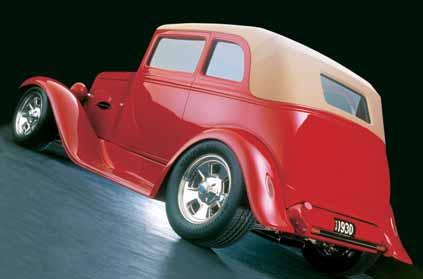 Les Lawry 1930 Ford Victoria