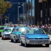 Street parade Summernats 33
