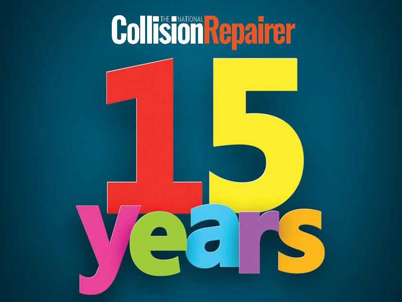 NCR 15 years