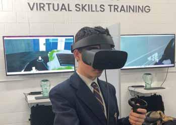 Tradiebot virtual skills training