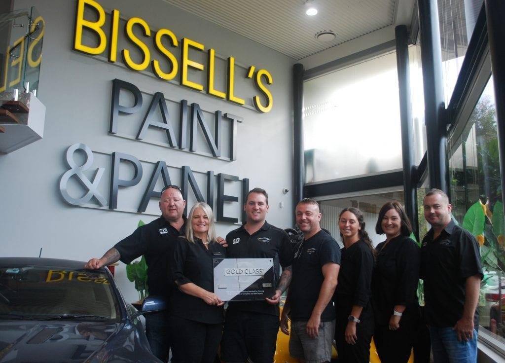 NCR I-CAR Bissell's