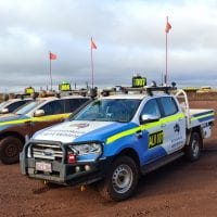 NCR Ford Fortescue