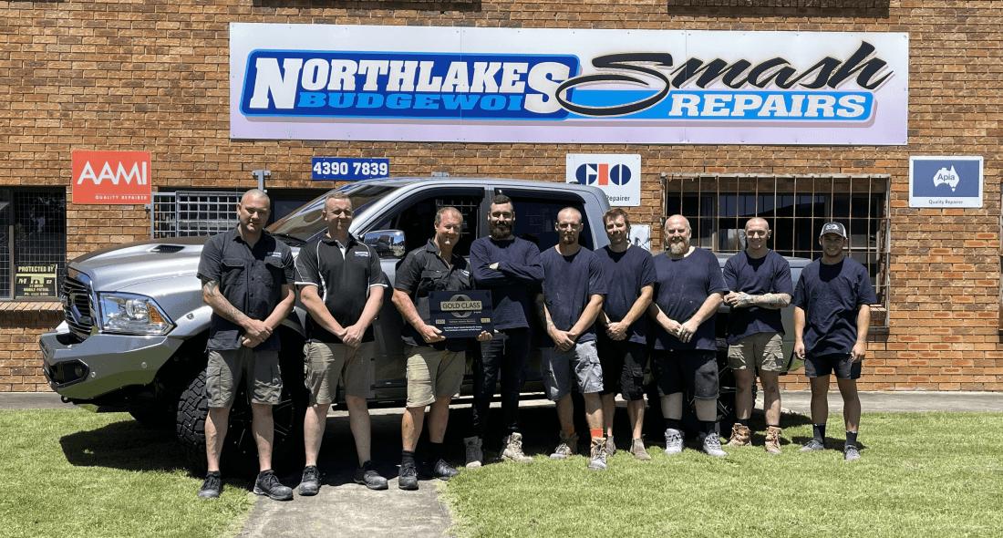 NCR I-CAR GC Northlakes