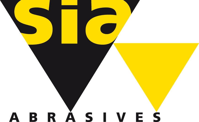 NCR sia Abrasives logo