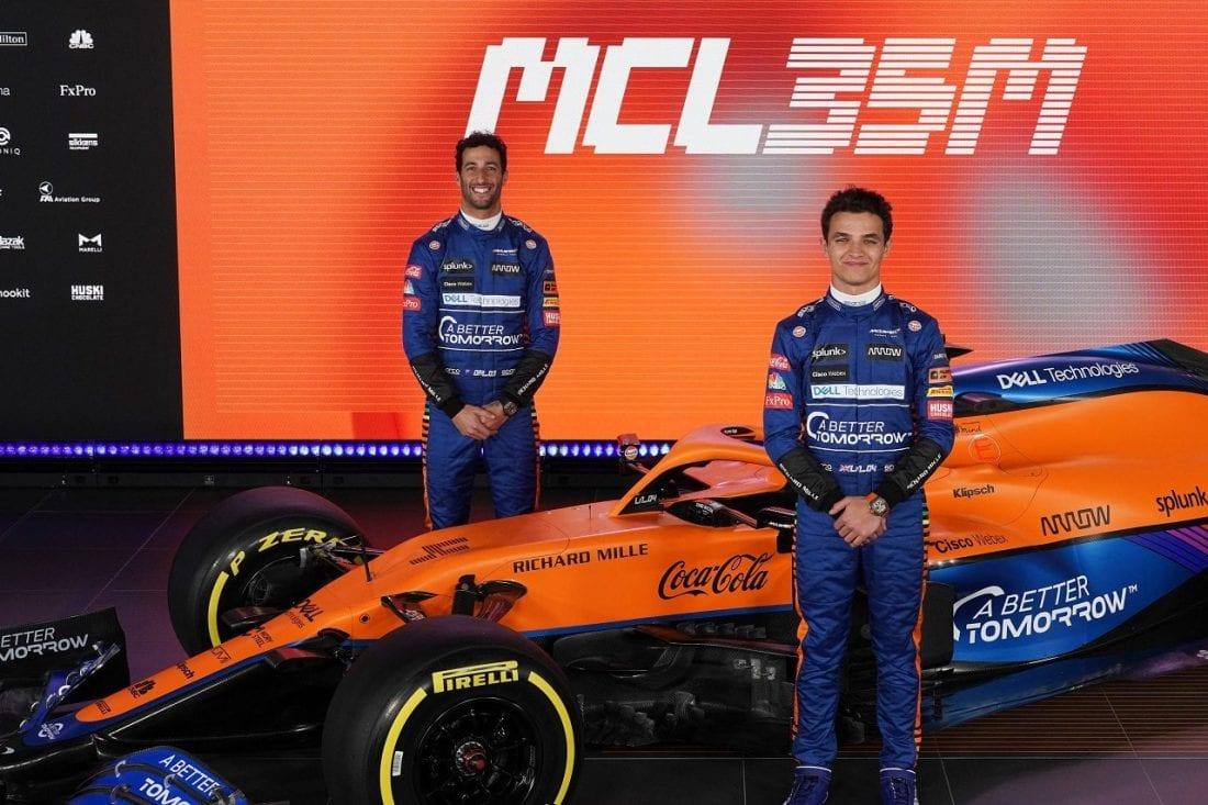 NCR AkzoNobel McLaren