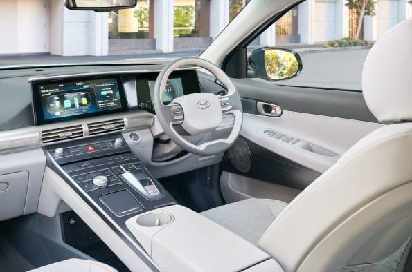 NCR Hyundai Nexo