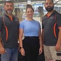 NCR Mohammad, Joanne and Shady Dandan
