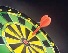 NCR dartboard