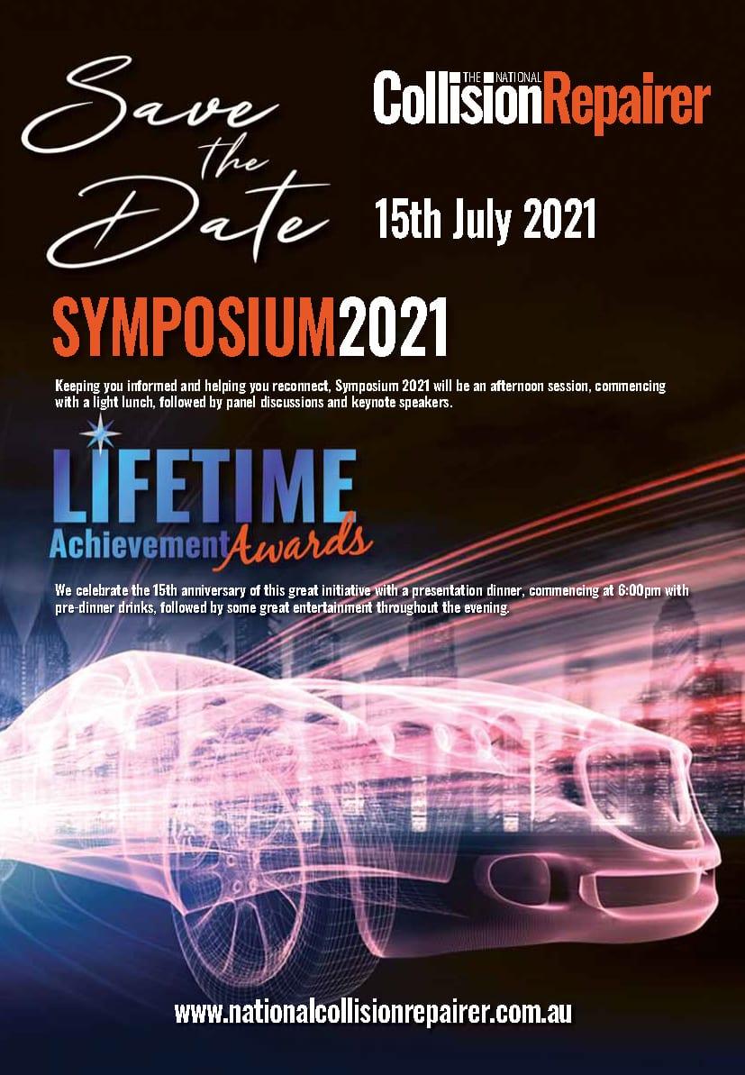 NCR Symposium LAA 2021 save the date
