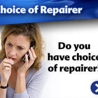 NCR Choice of Repairer