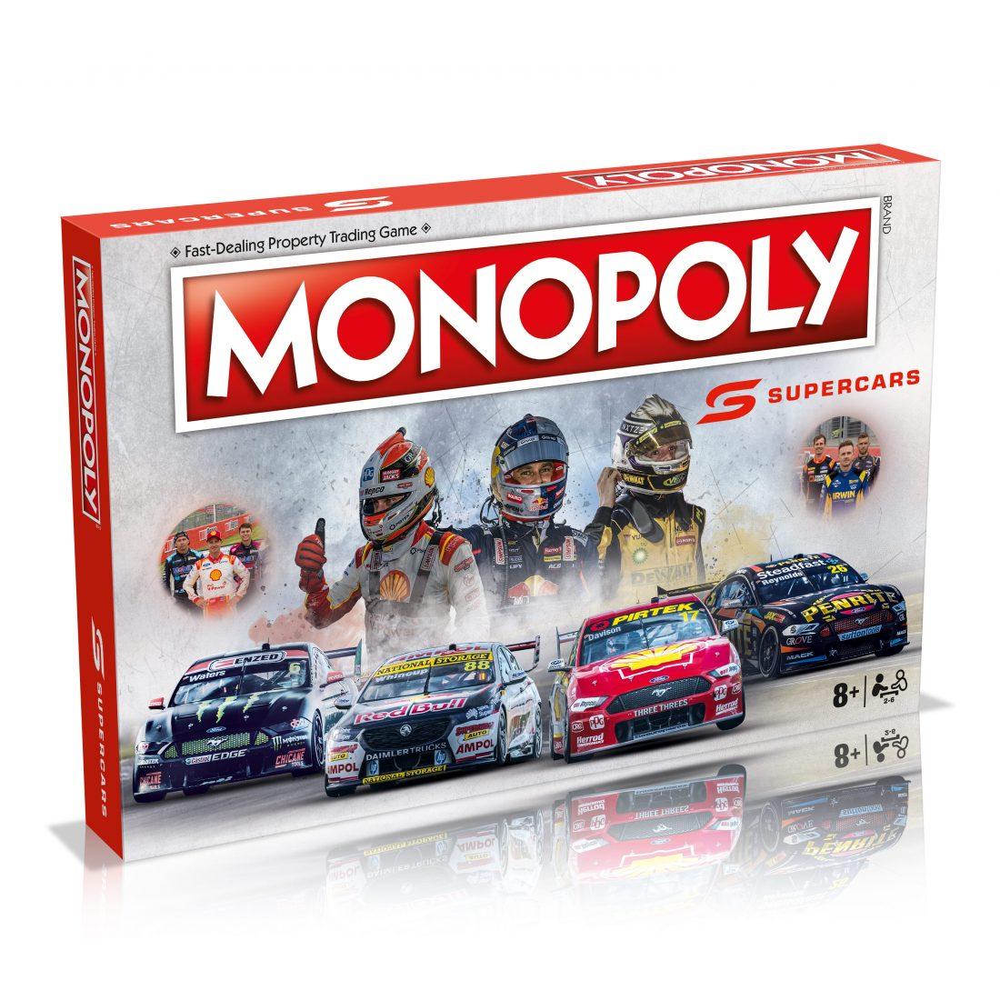 NCR GM Monopoly