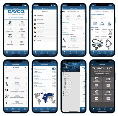 NCR Dayco App