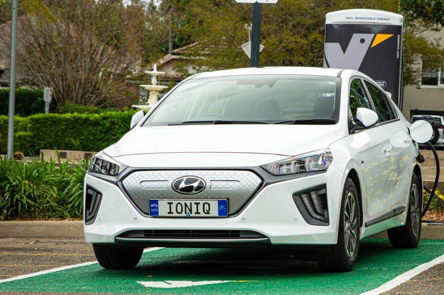 NCR Hyundai IONIQ