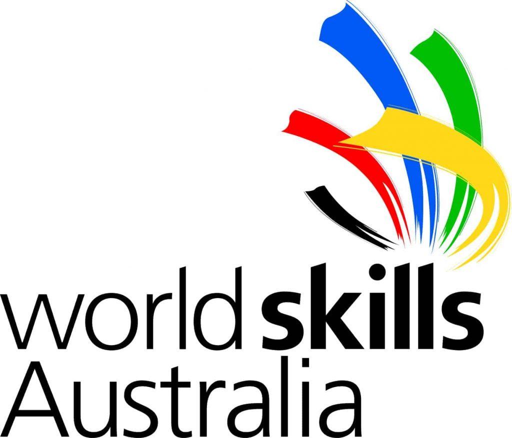 NCR WorldSkills Logo