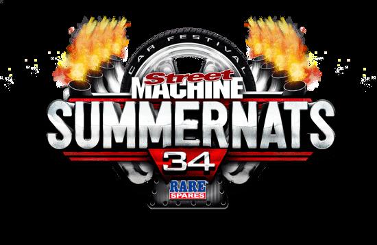 NCR Summernats logo